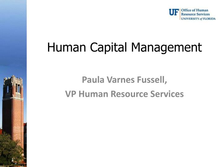 effect utilization of human resource management Human resource management is a contemporary, umbrella term used to describe the management and development of employees in an organization also called personnel or talent management (although these terms are a bit antiquated), human resource management involves overseeing all things related to managing an organization's human.