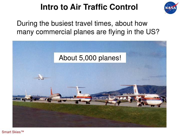 Intro to Air Traffic Control