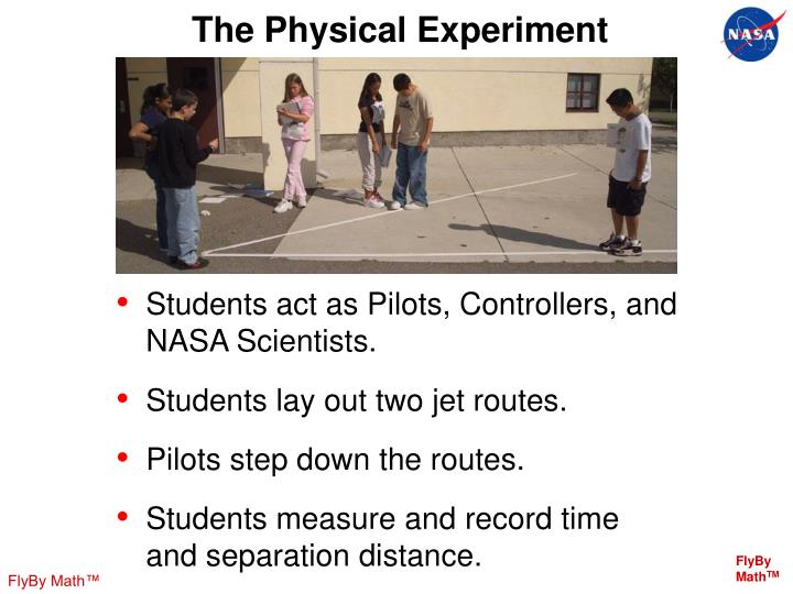 The Physical Experiment