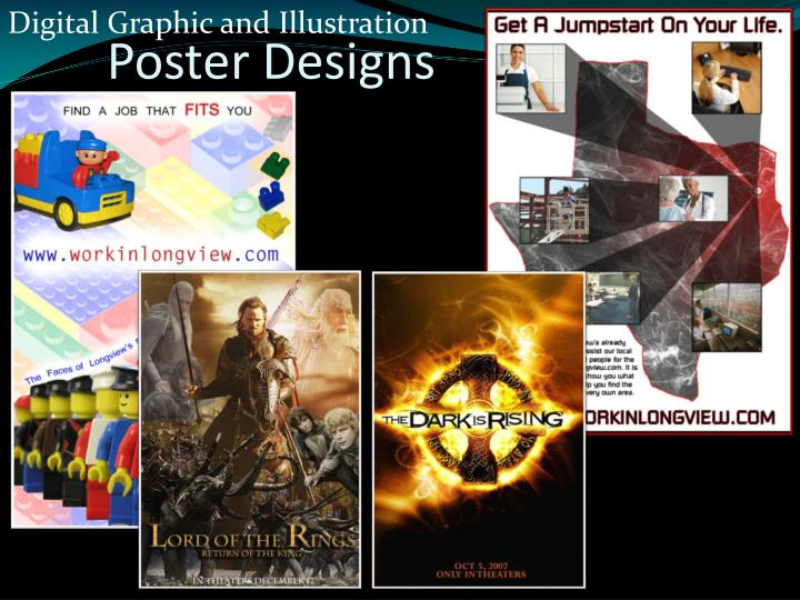 Digital Graphic and Illustration