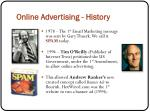 online advertising history1