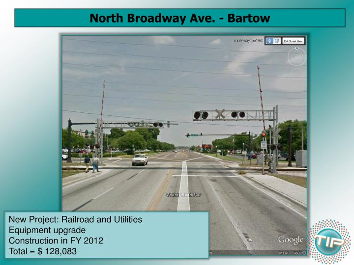 North Broadway Ave. - Bartow