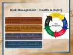 risk management health safety