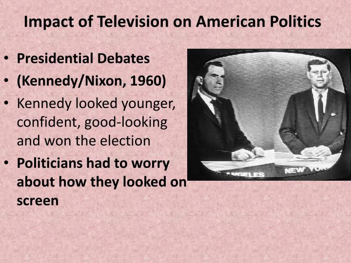 Impact of Television on American Politics