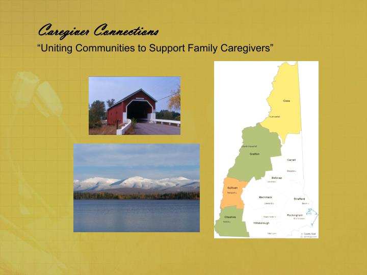 Caregiver Connections