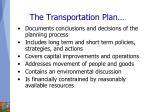 the transportation plan1