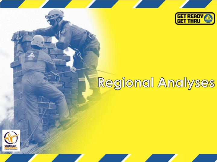 Regional Analyses