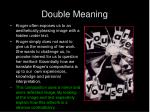 double meaning