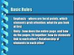 basic rules1