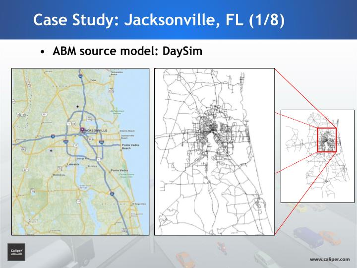 Case Study: Jacksonville, FL (1/8)