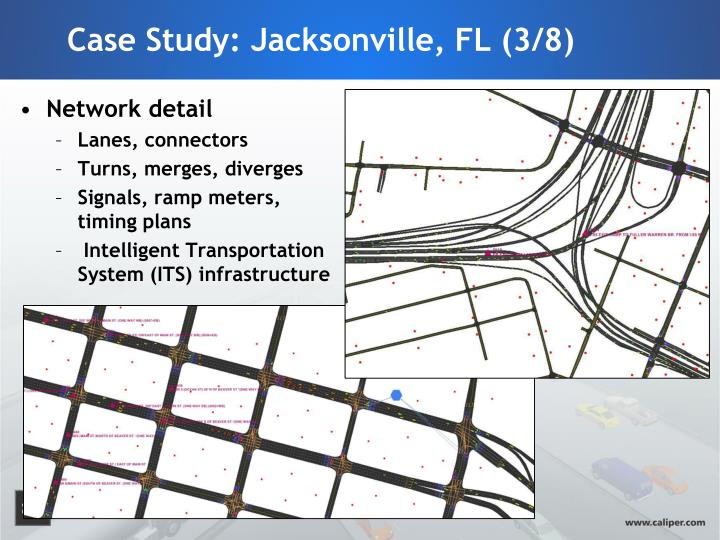 Case Study: Jacksonville, FL (3/8)