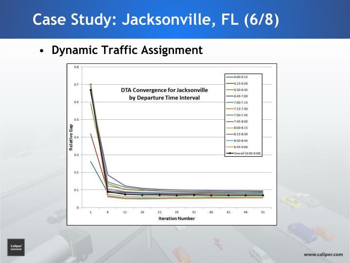 Case Study: Jacksonville, FL (6/8)