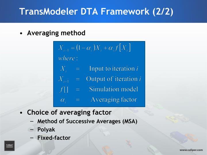 TransModeler