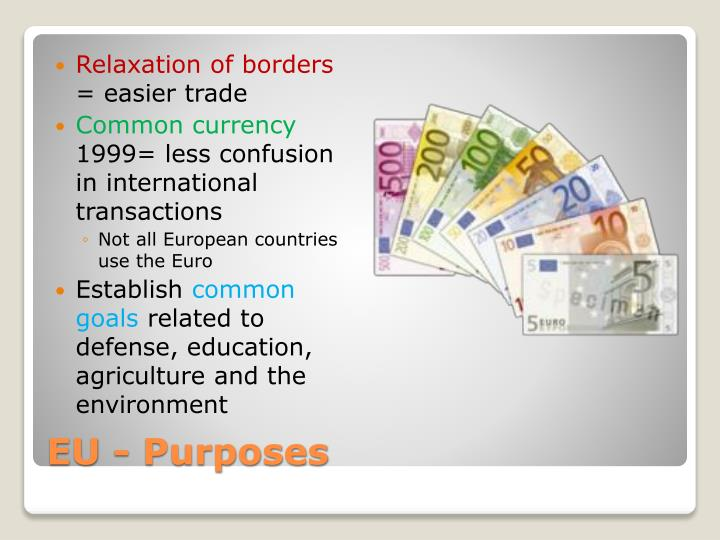Relaxation of borders
