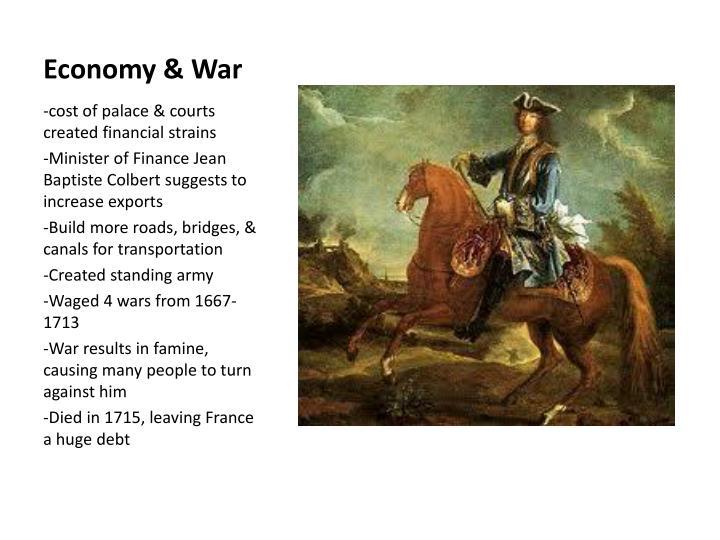 Economy & War