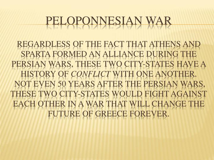facts about the peloponnesian war