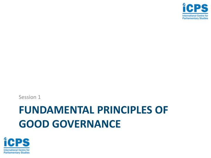 good governance principles Request for comments the draft international framework sets out principles for each topic and creates a contextual background for implementing good governance in public sector entities.