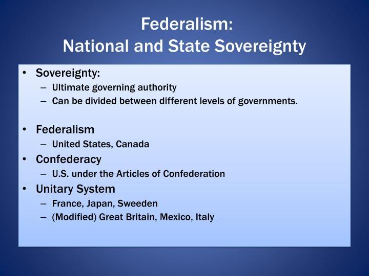 a Articles or blog posts regarding Confederation