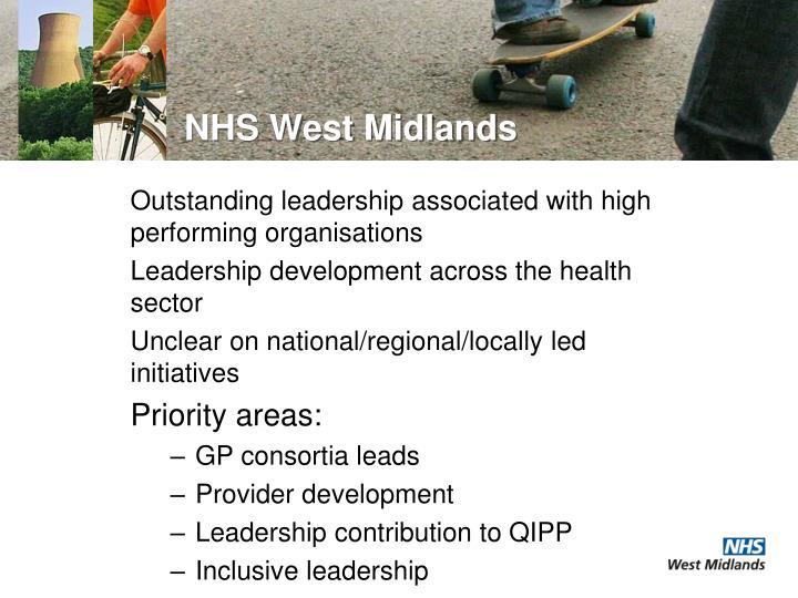 NHS West Midlands