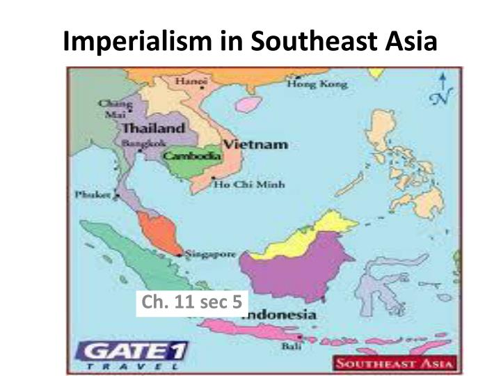 reactions to imperialism in asia