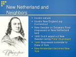 new netherland and neighbors