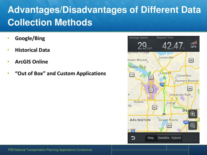 advantages of data collection pdf