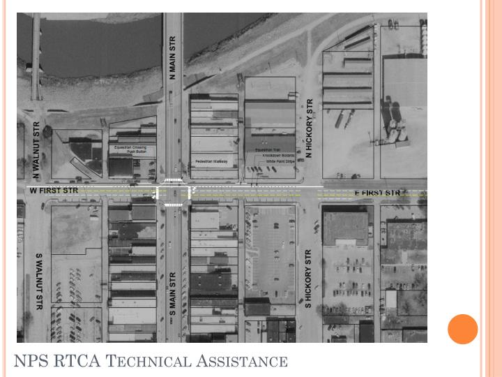 NPS RTCA Technical Assistance