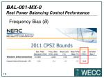 bal 001 mx 0 real power balancing control performance15