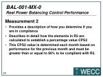 bal 001 mx 0 real power balancing control performance16