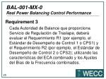 bal 001 mx 0 real power balancing control performance21