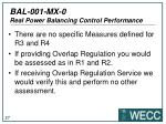 bal 001 mx 0 real power balancing control performance23
