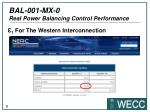 bal 001 mx 0 real power balancing control performance5
