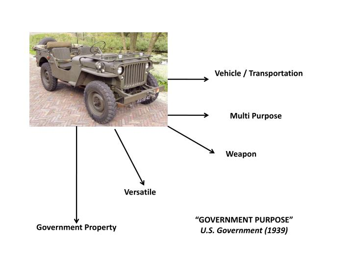 Vehicle / Transportation