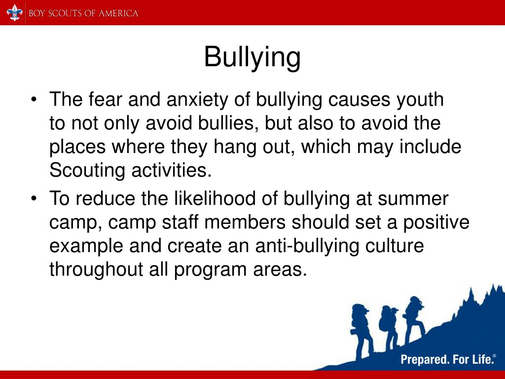 PPT - Camp Staff Youth Protection PowerPoint Presentation
