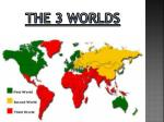 the 3 worlds