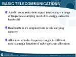basic telecommunications10