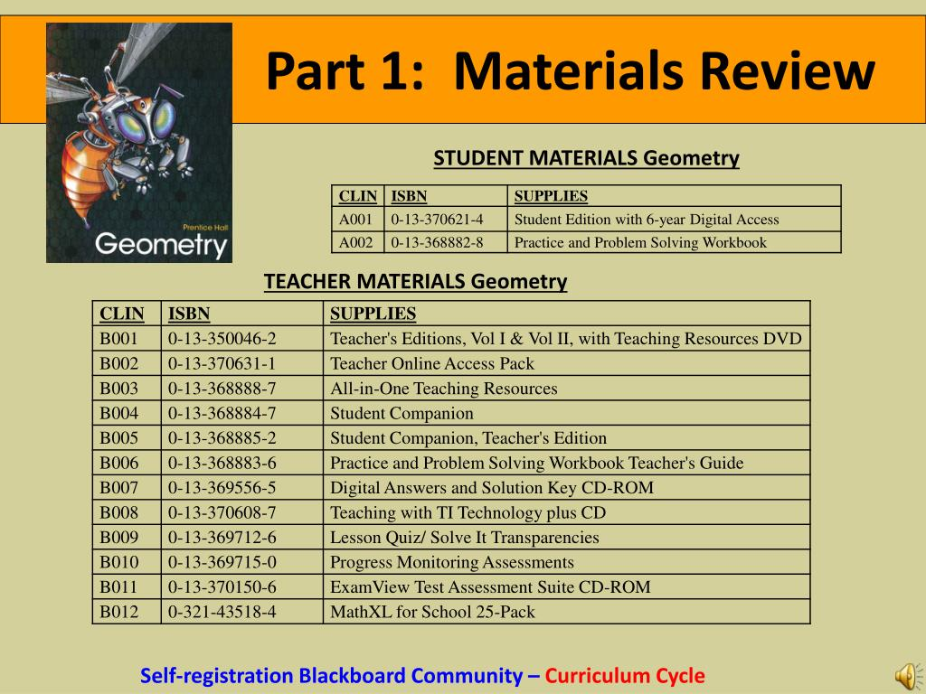 PPT - Prentice Hall Geometry PowerPoint Presentation - ID