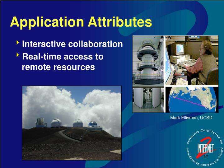 Interactive collaboration