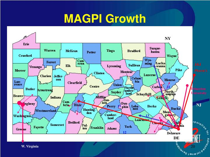 MAGPI Growth