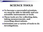 science tools1