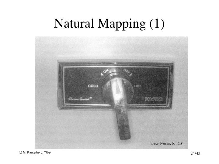 Natural Mapping (1)