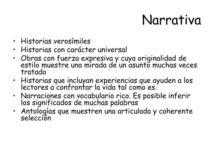 Narrativa1