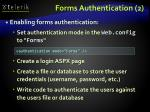 forms authentication 2