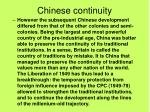 chinese continuity2