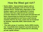 how the west got rich3