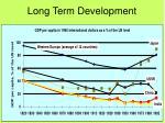 long term development1