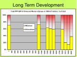 long term development2