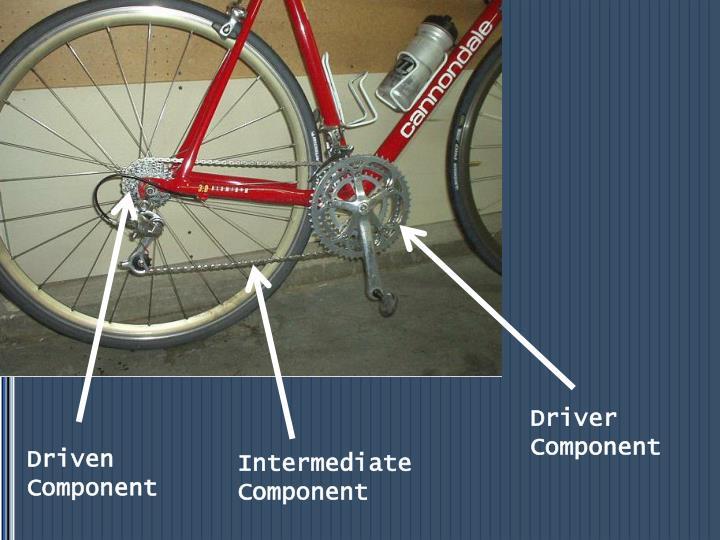 Driver Component
