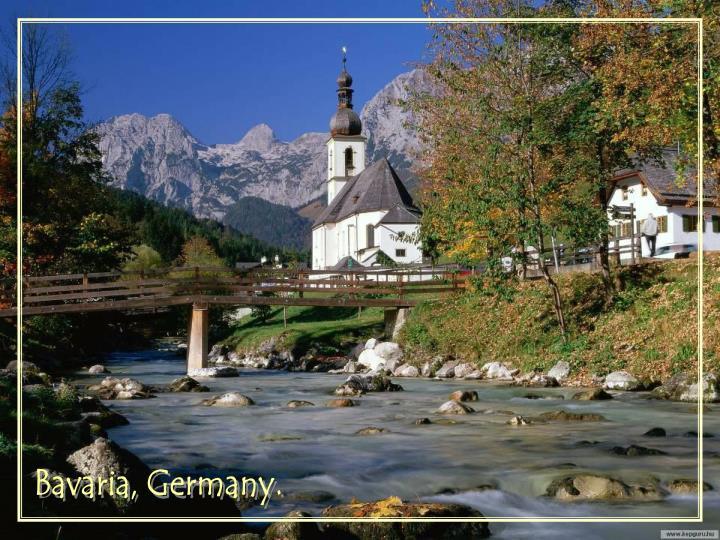 Bavaria, Germany.