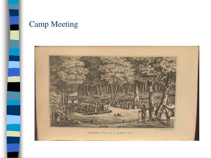 Camp Meeting